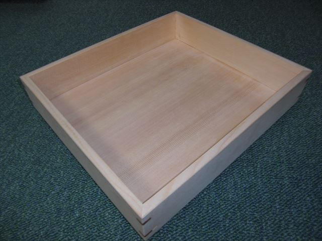 オーダー 木箱