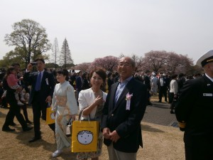 桜を見る会6
